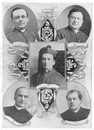 ARCHBISHOP. Bruchesi-Montreal Duhamel-Ottawa Begin-Quebec O'Connor-Toronto 1907